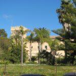 The town hall at Andratx Majorca