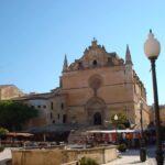 Felanitx church and market