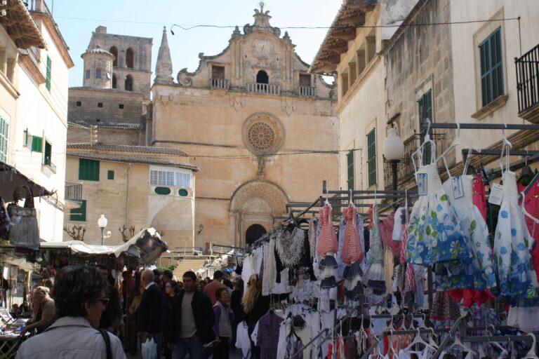 Felanitx street market
