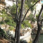 Walk along the cove at Porto Cristo Majorca