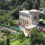 A house at Galilea Majorca