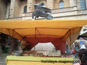 Sineu's Market in Majorca @ Sineu's Market | Sineu | Illes Balears | Spain