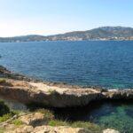 Across the bay from Santa Ponsa Majorca