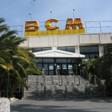 BCM entrance in Magaluf Majorca