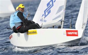 S.A.R. Princess Sofia Sailing Trophy in Palma de Majorca's Bay