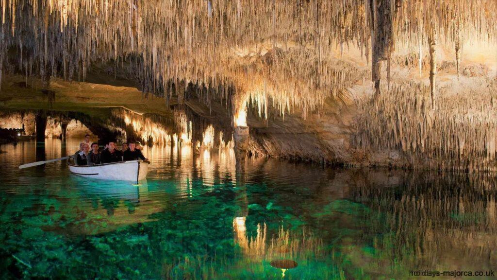 Caves of Drach (Coves del Drac) - near Porto Cristo Majorca - Holidays Majorca