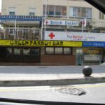 Green Parrot Bar Magaluf Majorca