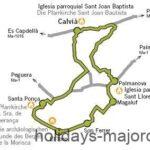 Majorca Cycling Route 11 - Calvià and surroundings