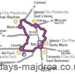 Majorca Cycling Route 3 – Inca and surroundings
