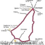 Majorca Cycling Route 4 – Llucmajor and surroundings