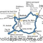 Majorca Cycling Route 9 – Andratx and surroundings
