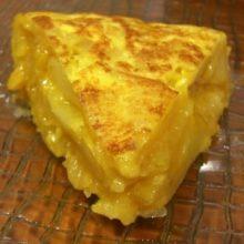 Majorcan Spanish omelette