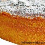 Majorcan Almond Cake Recipe (Gató d'Ametlla)
