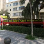 Mano's cocktail bar in Magaluf Majorca