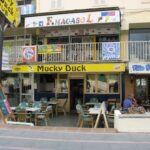 Mucky Duck bar in Magaluf Majorca