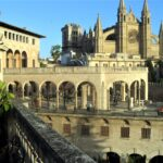 March Palace and Cathedral Palma de Mallorca