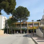 Poco Loco pub in Magaluf Majorca