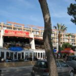 Portonova hotel and Gran Dragon Chinese restaurant in Palma Nova Majorca