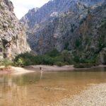 Valley of the Torrent de Pareis Majorca