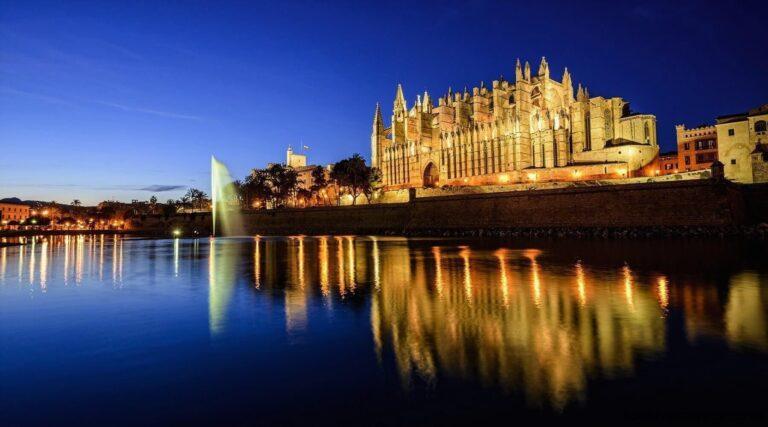 Cathedral at Palma de Majorca Spain