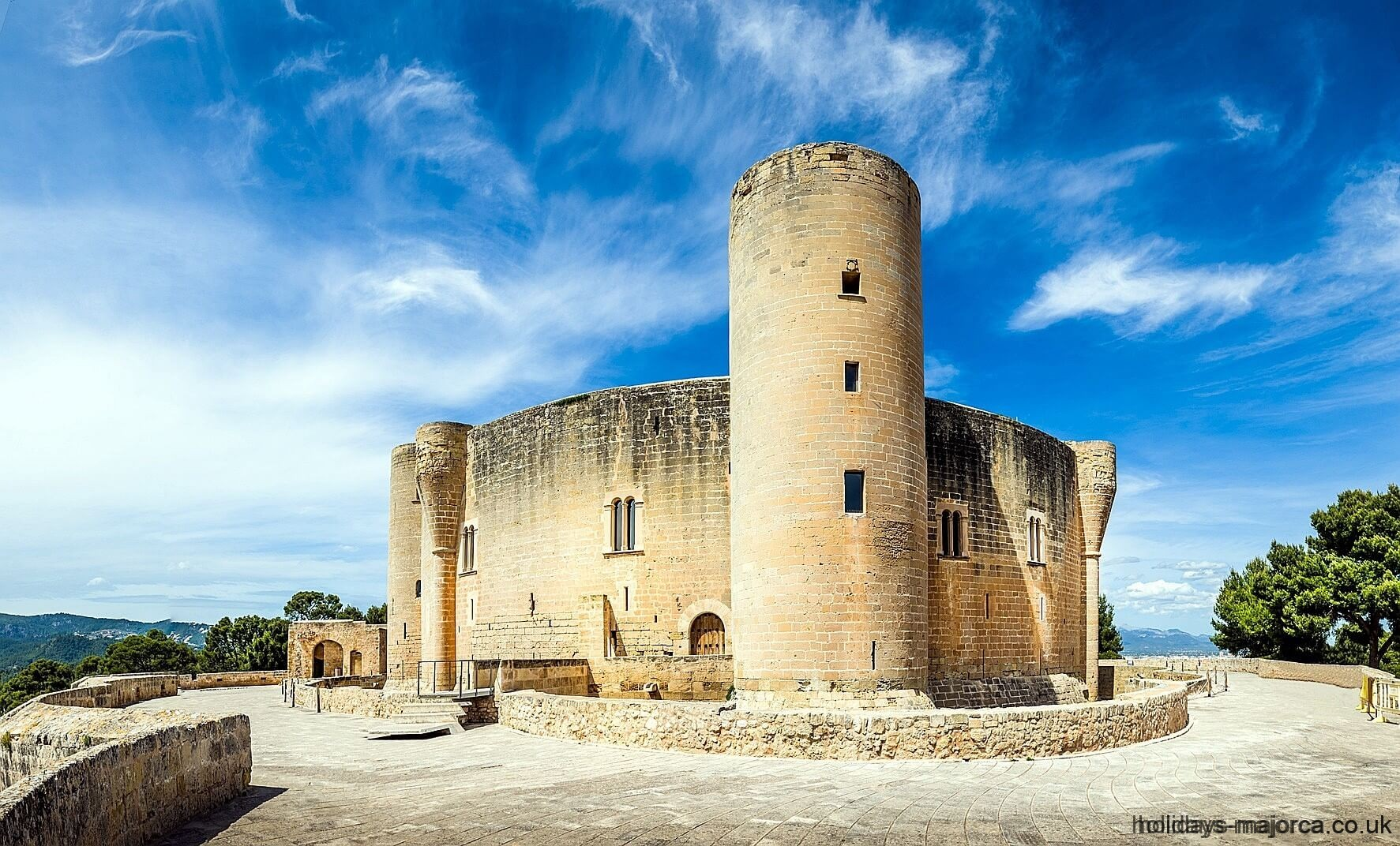 A guide to Bellver Castle Palma de Majorca