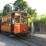 The Palma to Soller Train