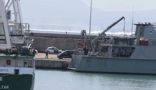 Spanish Navy Neptuno-alcudia in Alcudia port
