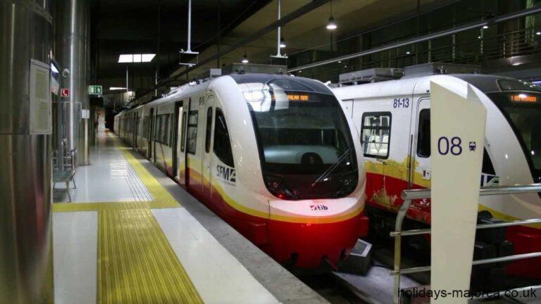 Malloca train