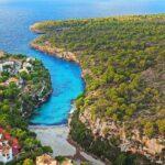 Cala Pi From Above Majorca