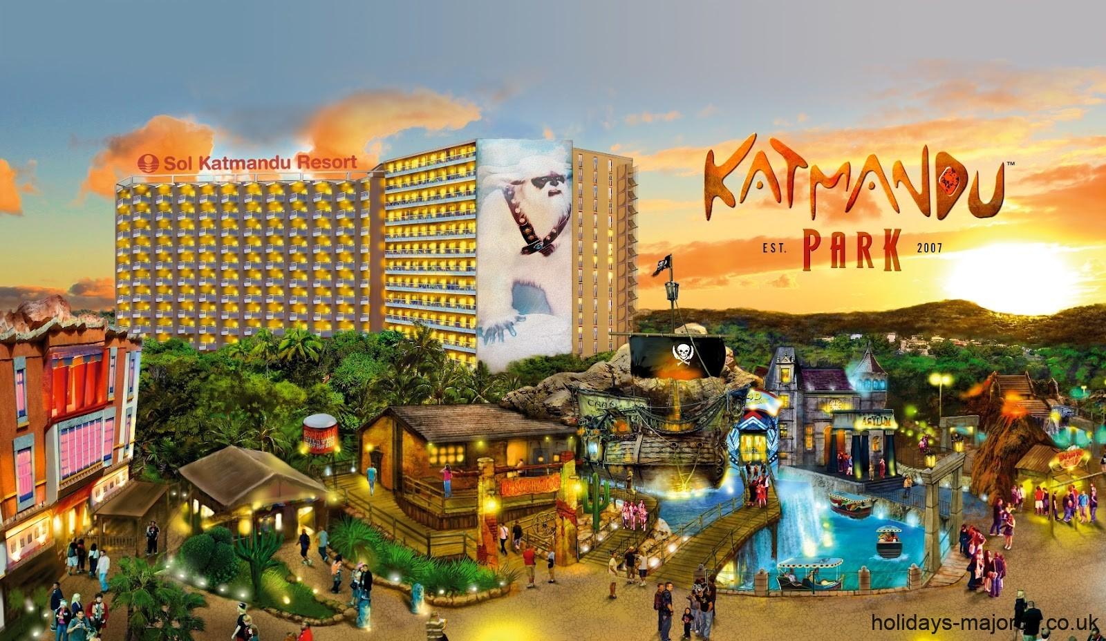 Hotel Sol Katmandu Park & Resort Majorca