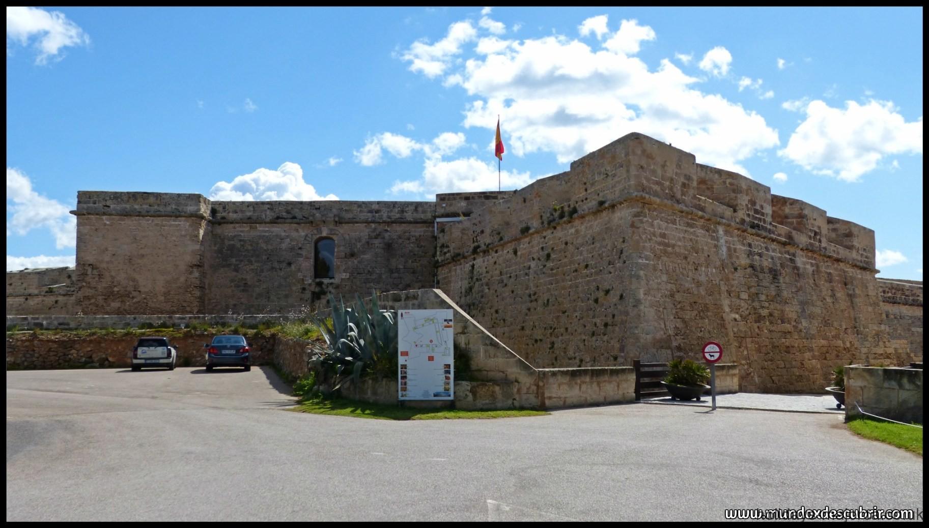 San Carlos Castle