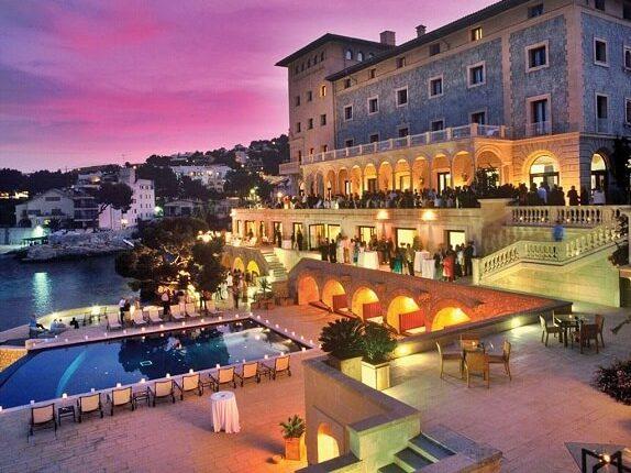 Places around Majorca