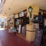 A bar in Cales de Mallorca