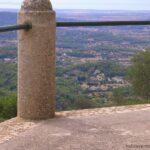 View from San Salvador Mallorca
